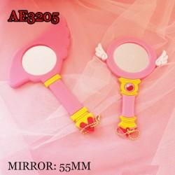 AE3205 Card Capter Sakura PVC Make Up Mirror