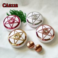CA2112 SAILOR MOON DIAMOND TRANSFOR ROUND CONTACT LENS CASE