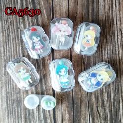 D-CA5630 SAILOR MOON anime cartoon contact lens case