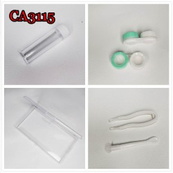 CONTACT LENS CASE 5PAIRS SET TRAVEL BOX CA3115