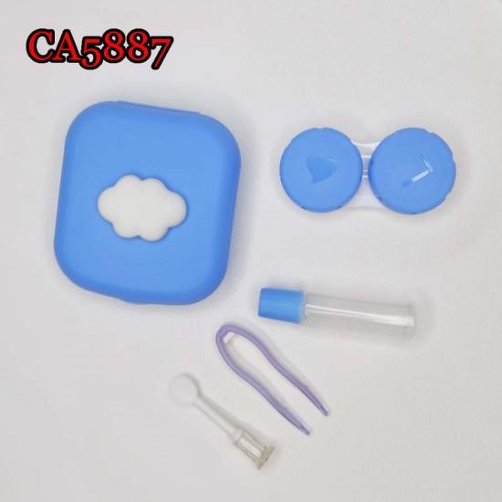 CONTACT LENS CASE CARTOON CLOUD CA5887
