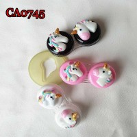 CB0745 POPULAR UNICORN DECO CONTACT LENS DUALBOX