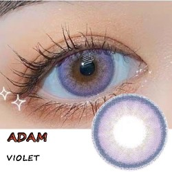 ADAM VIOLET COLOR CONTACT LENSES  (2PCS/PAIR)
