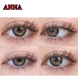 ANNA GRAY COLOR SOFT CONTACT LENS (2PCS/PAIR)