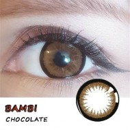 COLOR SOFT CONTACT LENS BAMBI (PAIR)