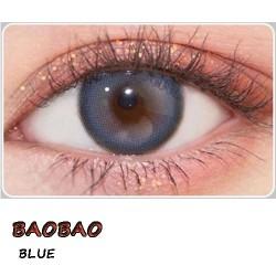COLOR SOFT CONTACT LENS BAOBAO BLUE (PAIR)