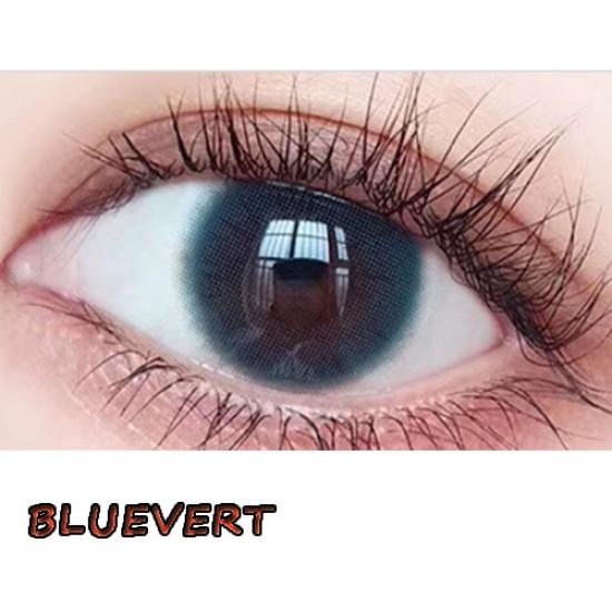 B-BLUEVERT COLOR SOFT CONTACT LENS (2PCS/PAIR)