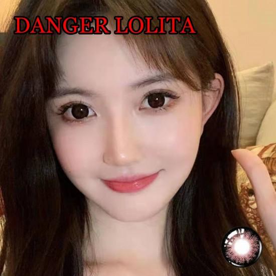 B-DANGER LOLITA COLOR CONTACT LENS (2PCS/PAIR)