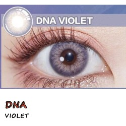 DNA VIOLET COLOR SOFT CONTACT LENS (2PCS/PAIR)