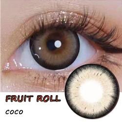 B-FRUIT ROLL COCO COLOR CONTACT LENS (2PCS/PAIR)