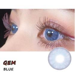 B-GEM BLUE COLOR CONTACT LENS (2PCS/PAIR)