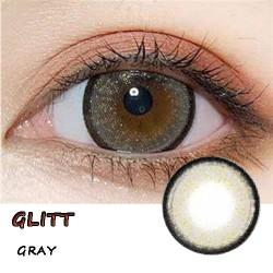 GLITT GRAY COLOR SOFT CONTACT LENS  (2PCS/PAIR)