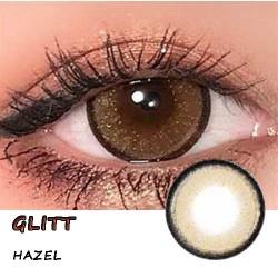 GLITT HAZEL COLOR SOFT CONTACT LENS  (2PCS/PAIR)