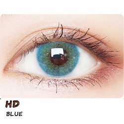 COLOR SOFT CONTACT LENS HD  BLUE(PAIR)