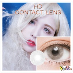 COLOR SOFT CONTACT LENS HD  GRAY(PAIR)