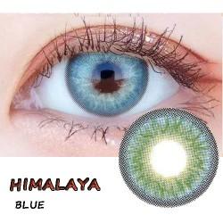 B-HIMALAYA BLUE COLOR CONTACT LENS (2PCS/PAIR)