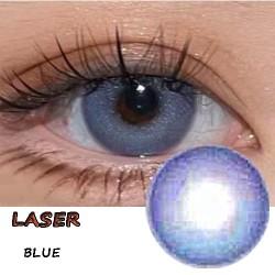 B-LASER BLUE COLOR SOFT CONTACT LENS (2PCS/PAIR)