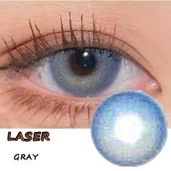 B-LASER GRAY COLOR SOFT CONTACT LENS(2PCS/PAIR)
