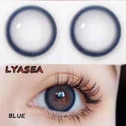 B-LYASEA BLUE COLOR SOFT CONTACT LENS (2PCS/PAIR)