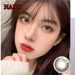 NANO BROWN COLOR SOFT CONTACT LENS (2PCS/PAIR)