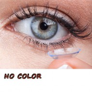 CONTACT LENS CLEAR/NO COLOR  (PAIR)