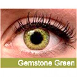 B-FRESH GEMSTONE GREEN COLOR SOFT CONTACT LENS (2PCS/PAIR)