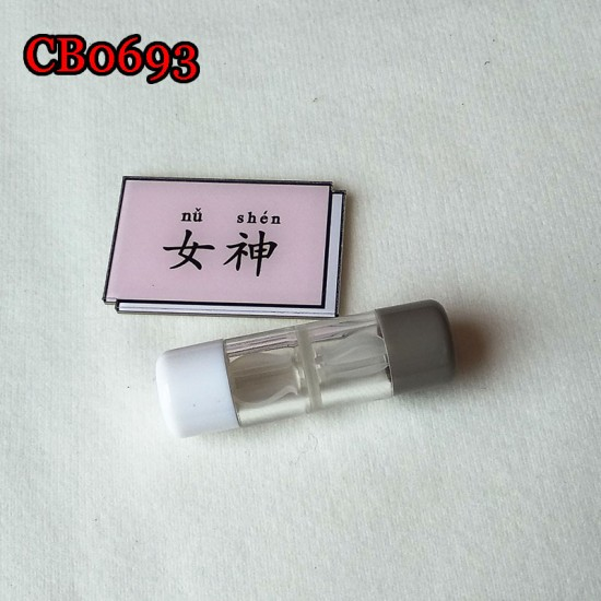 CB0693 TUBE STYLE COLORFUL CONTACT LENS DUALBOX