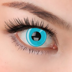 A-CL025 BLUE RING COSPLAY COLOR CONTACT LENS (2PCSPAIR)
