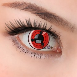 CL197 SASUKE THIRD STAGE COSPLAY COLOR CONTACT LENS (PAIR)