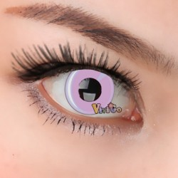 A-CL202  VIOLET RING COSPLAY COLOR CONTACT LENS (2PCS/PAIR)