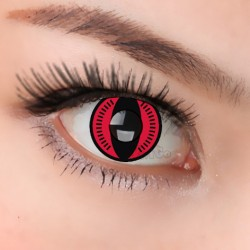 A-CL209 TAILED BEAST COLOR CONTACT LENS (2PCS/PAIR)