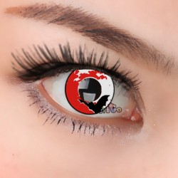 A-CL247 BLOOD NIGHT COSPLAY COLOR CONTACT LENS (2PCS/PAIR)