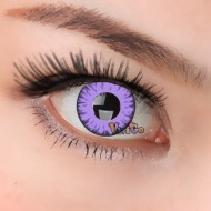CL253 DEVIL VIOLET COSPLAY COLOR CONTACT LENS (PAIR)