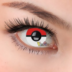 CL269 POKMON COSPLAY COLOR CONTACT LENS (PAIR)