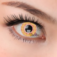 CL271 FIRE COSPLAY COLOR CONTACT LENS (PAIR)