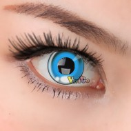 CL279 ANIME BLUE COSPLAY CONTACT LENS (PAIR)