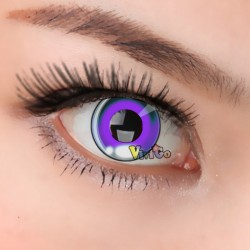 CL285 ANIME VIOLET COSPLAY CONTACT LENS (PAIR)