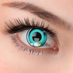 CL287 ANIME GREEN COSPLAY CONTACT LENS (PAIR)