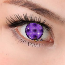 CL349 SUMMER STAR VIOLET COSPLAY CONTACT LENS(2PCS/PAIR)
