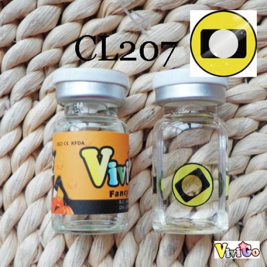 A-CL207 SENNIN SHARINGANE COSPLAY COLOR CONTACT LENS (2PCS/PAIR)