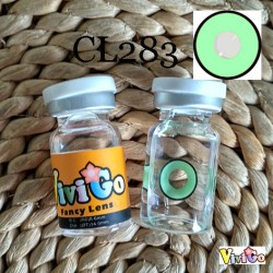 CL283 GREEN MANSON COSPLAY CONTACT LENS (PAIR)